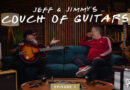 Jeff Garlin and Jimmy Vivino's Couch of Guitars; New Series Streaming Worldwide Now on Gibson TV