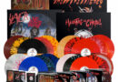 Thrash Metal Icons SLAYER re-issue Metal Blade Catalogue; Pre-Orders available now for 'Show No Mercy', 'Haunting the Chapel', 'Live Undead', and 'Hell Awaits' on CD, cassette, and vinyl