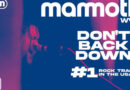 """MAMMOTH WVH REACHES #1 WITH SOPHOMORE SINGLE """"DON'T BACK DOWN"""""""
