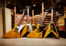 Gibson: 'Custom Shop 1958 Korina Flying V and Explorer Re-Issue'; Ultra-Rare Guitars Now Available Worldwide on Gibson.com