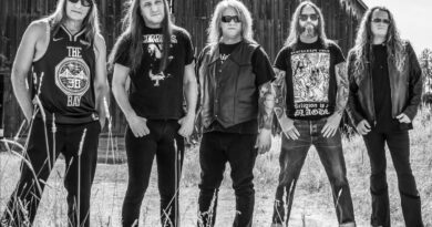 """EXODUS – Release Lyric Video For Third Single, """"The Years Of Death And Dying"""""""